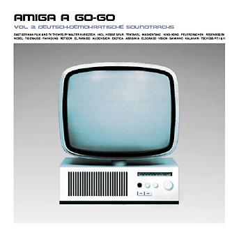 Various - Amiga A Go-Go Vol.1: Deutsch-Demokratische Rare Grooves