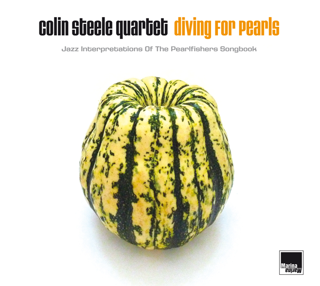 Colin Steele Quartet · Diving For Pearls
