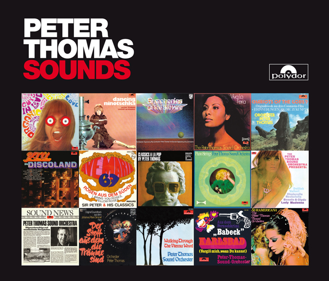 Peter Thomas · Sounds