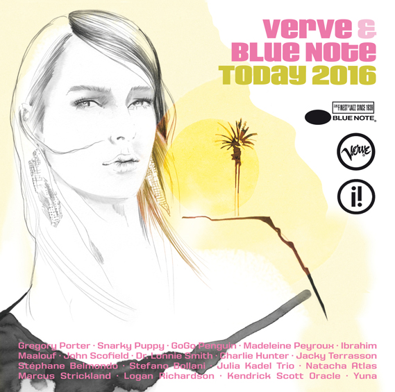 Various · Verve & Blue Note Today 2016